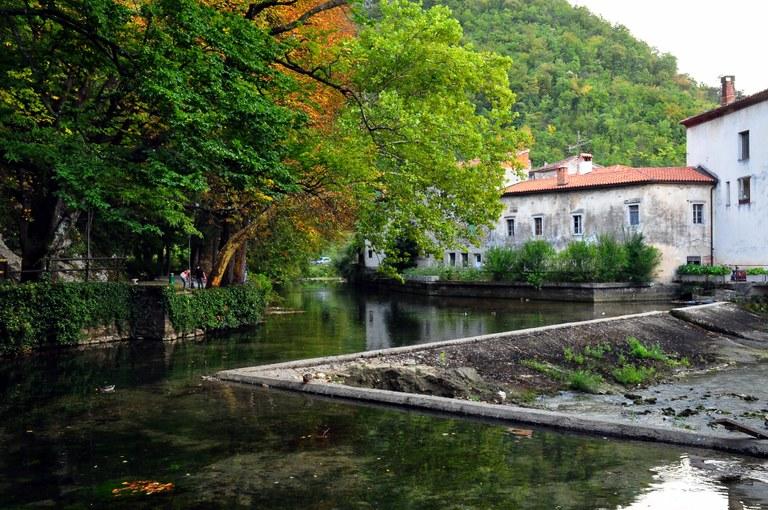Zmanjšujemo poplavno ogroženost: 6,6 milijona evrov evropskih sredstev za poplavno varnost v porečju reke Vipave